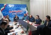 """نشست تخصصی """"کارگروه کاهش آلودگی هوای اراک"""" برگزار شد"""