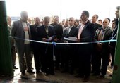 نمایشگاه تخصصی ماشینآلات و ادوات کشاورزی در بشرویه افتتاح شد