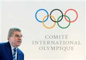 کمیته بینالمللی المپیک+ توماس باخ