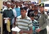 کارگران پاکستانی در عربستان
