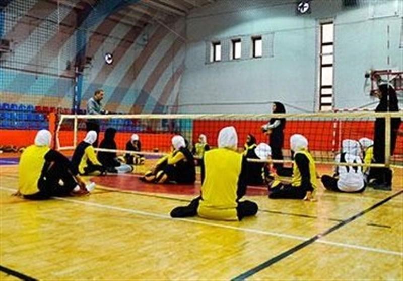برگزاری لیگ برتر والیبال نشسته بانوان به میزبانی مشهد