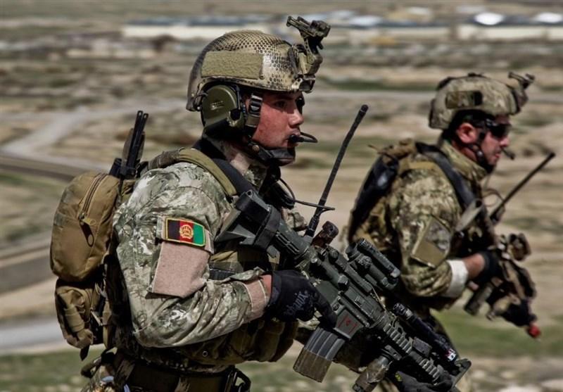 نیروهای ویژه افغان