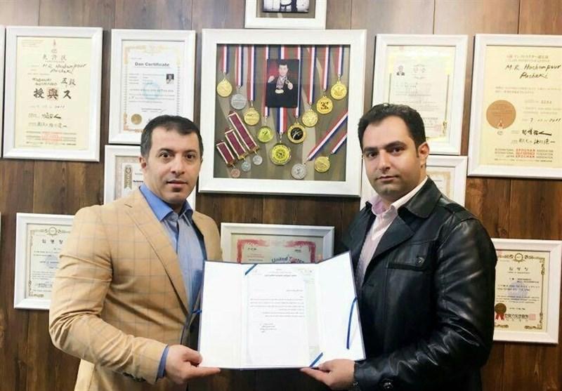 پاشاکی، رئیس انجمن اسپوکس شد