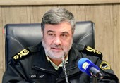 Iran Police Still Investigating Riot-Related Cases: Commander