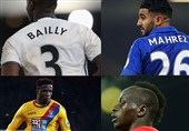 بازیکنان آفریقایی لیگ برتر