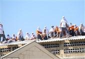 آشوب و گروگانگیری در یکی از زندانهای شلوغ برزیل