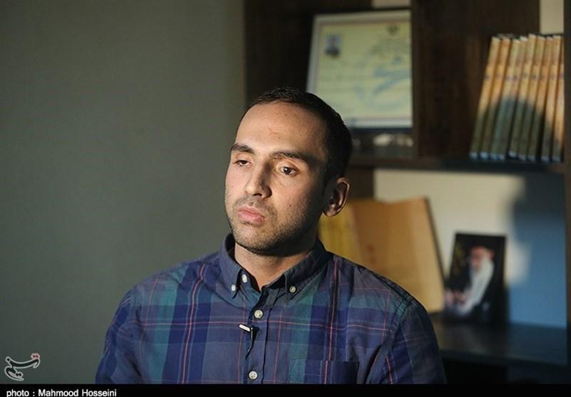 """فیلم روایت دردناک از نابیناشدن در فتنه88/ """"موسوی را دادگاهی کنید؛ من هم حقّی دارم"""""""