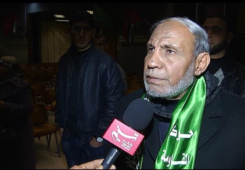 غزه / محمود الزهار