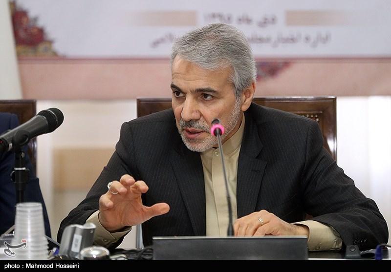 نشست خبری نوبخت در مجلس شورای اسلامی