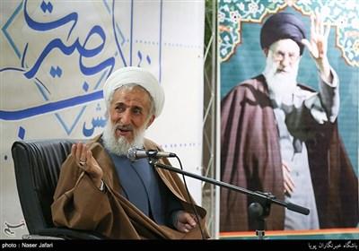 سخنرانی آیت الله کاظم صدیقی در همایش انقلاب و بصیرت