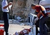 زخمی شدن نظامی صهیونیست
