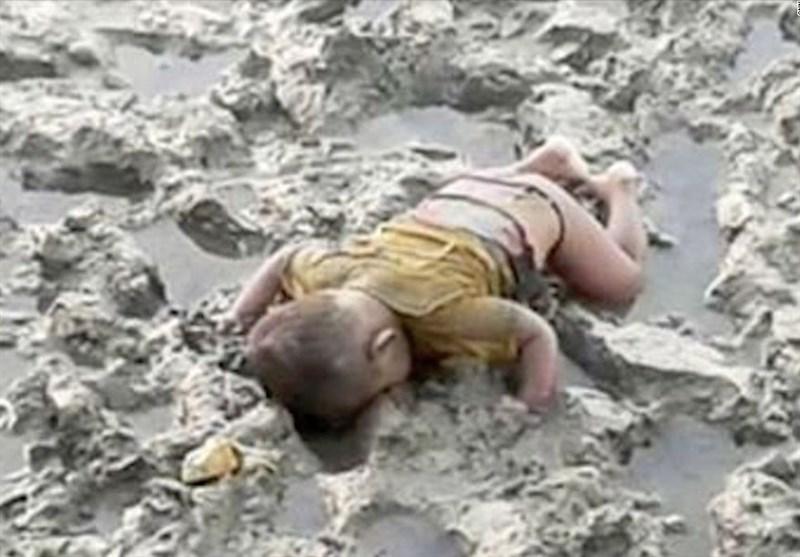 نوزاد روهینگیا