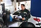 اصفهان| فعالیت 3 شیفته مراکز معاینه فنی خودرو به منظور کاهش آلودگی هوا