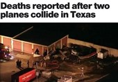 Small planes collide mid-air in Texas, killing 3