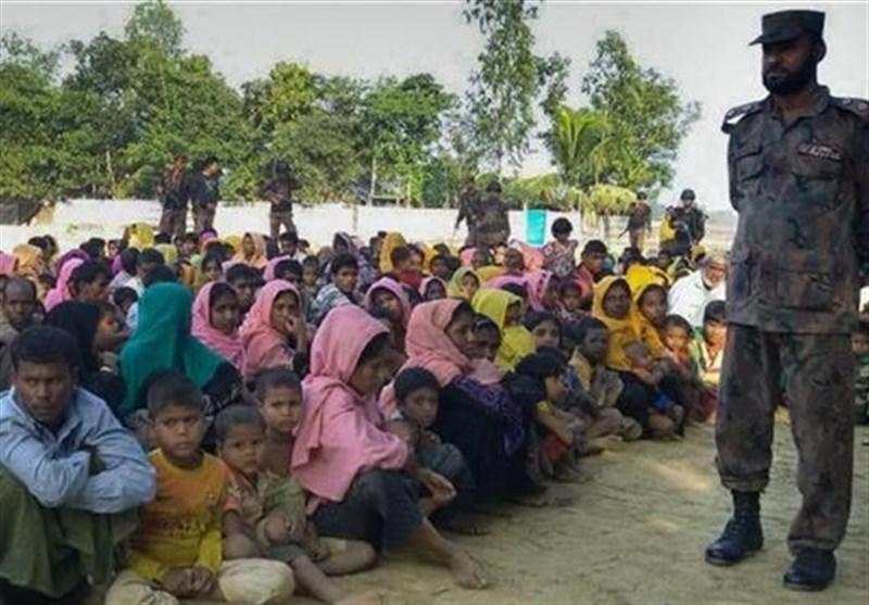 مسلمو روهینغیا یکشفون لوسائل الإعلام انتهاکات جیش میانمار