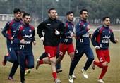 فوتبال هدفمند پرسپولیسیها زیر نظر برانکو/ اولین حضور رفیعی و بازگشت رضاییان