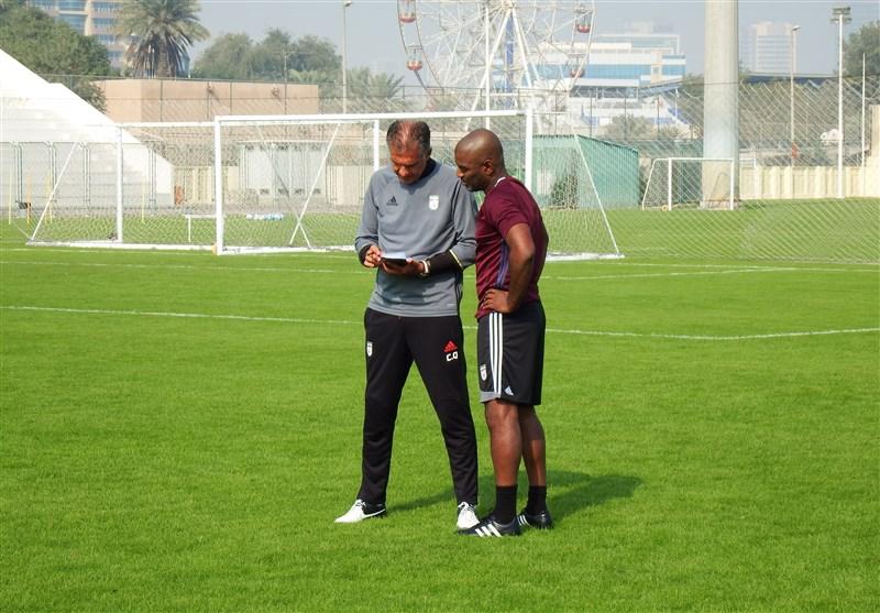 کروز: افاضلی به خاطر اشتباهش نباید در فوتبال ایران کار کند/ او الان حرفهایش را بزند