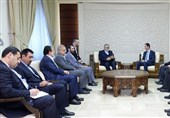Beşar Esad: Suriye'nin Zaferleri İran'ın Desteğiyle Elde Edilmiştir