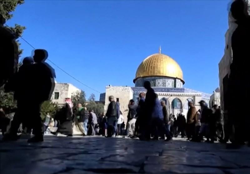 اسرائیل خطے کو فرقہ وارانہ جنگ کی طرف دھکیل رہا ہے، مسجد الاقصی کے خطیب