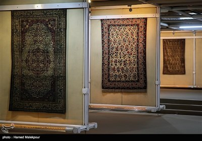 Iran's Beauties in Photos: Carpet Museum of Iran