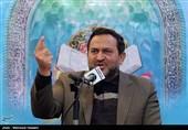 سخنرانی حمیدرضا مقدمفر مشاور رسانهای فرمانده کل سپاه در تجلیل از حافظان قرآن در مسجد جابری تهران