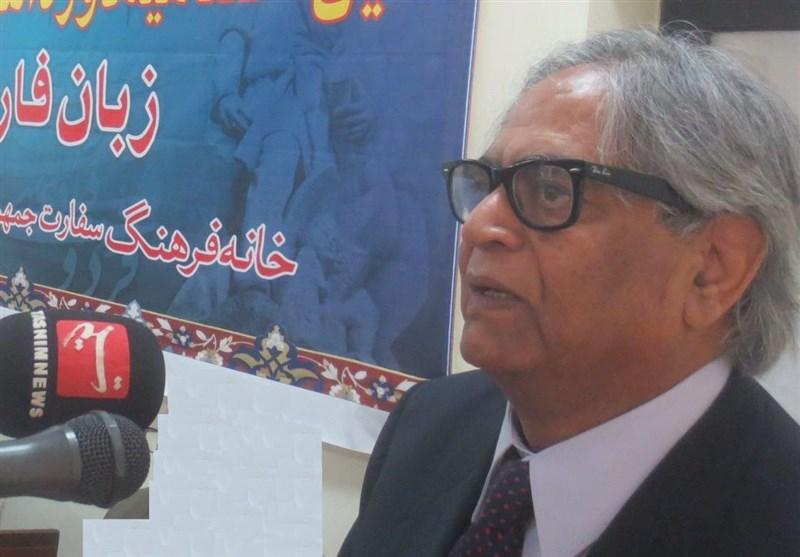 معروف پاکستانی شاعر و دانشور ایران کے فارسی زبان و ادب اکیڈمی کے بورڈ آف گورنر کے رکن منتخب