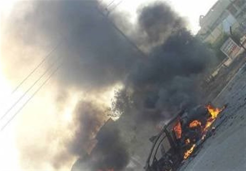 انفجار بغداد