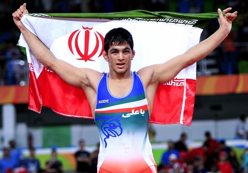 Iran's Hassan Yazdani Moves to Top of UWW Rankings