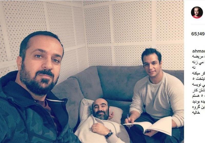 واکنش اینستاگرامی «احمد مهرانفر» بازیگر نقش ارسطو به شایعات عدم حضورش در پایتخت 5