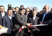 افتتاح محور اردکان چوپانان توسط وزیر راه