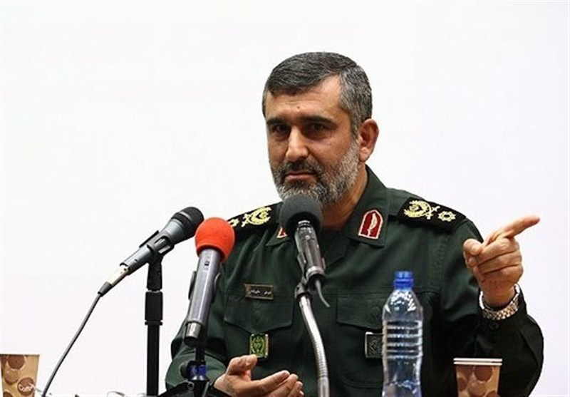 Iran Capable of Producing Needed Missiles, Aircraft: IRGC Commander