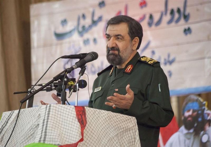 رضائی: دخول المجموعات التکفیریة الى ایران لن یتحقق ابدا