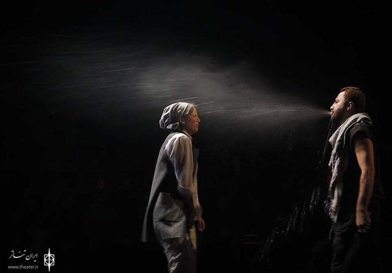 چرخش آتیلا پسیانی و نمایش سوخته جشنواره تئاتر فجر
