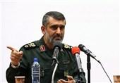 تزوید حرس الثورة الاسلامیة بصواریخ بالیستیة بحریة بمدى 700 کلم