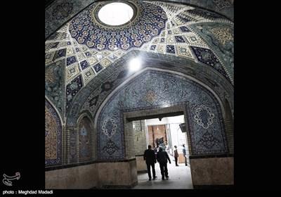گذری بر بافت قدیمی بازار بزرگ تهران