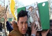 مادر شهید فاطمیون: پسرم به خاطر امام حسین(ع) و حضرت زینب(س) به سوریه رفت