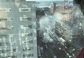 انفجار ازمیر