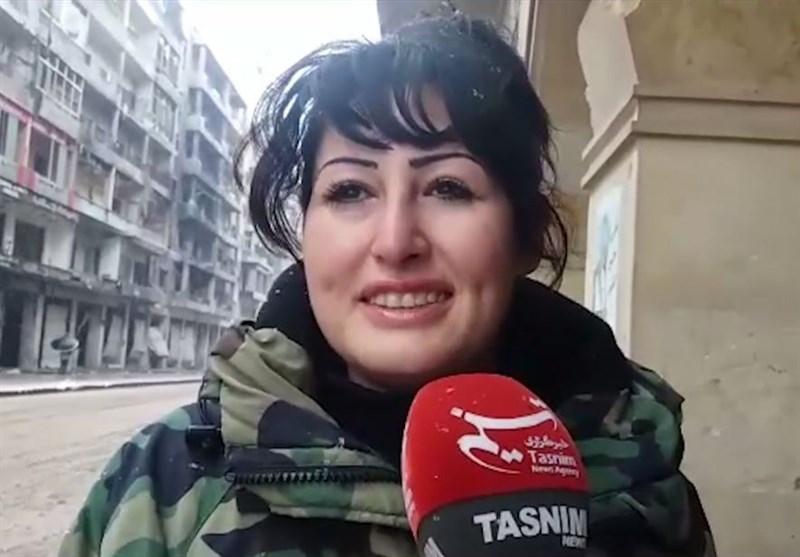 روز فتاة سوریة