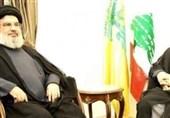 سید حسن نصرالله و الکعبی