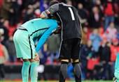کنایه پیکه به رئالیها با انتقاد از قضاوت جنجالی بازی بارسلونا و اتلتیک بیلبائو
