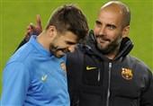 گواردیولا: رئیس بارسلونا نمیشوم چون این پست را برای پیکه کنار گذاشتهاند