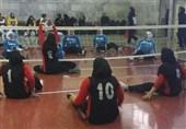 والیبال نشسته بانوان