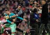 دو پنالتی محرزی که باربولان از بارسلونا سلب کرد
