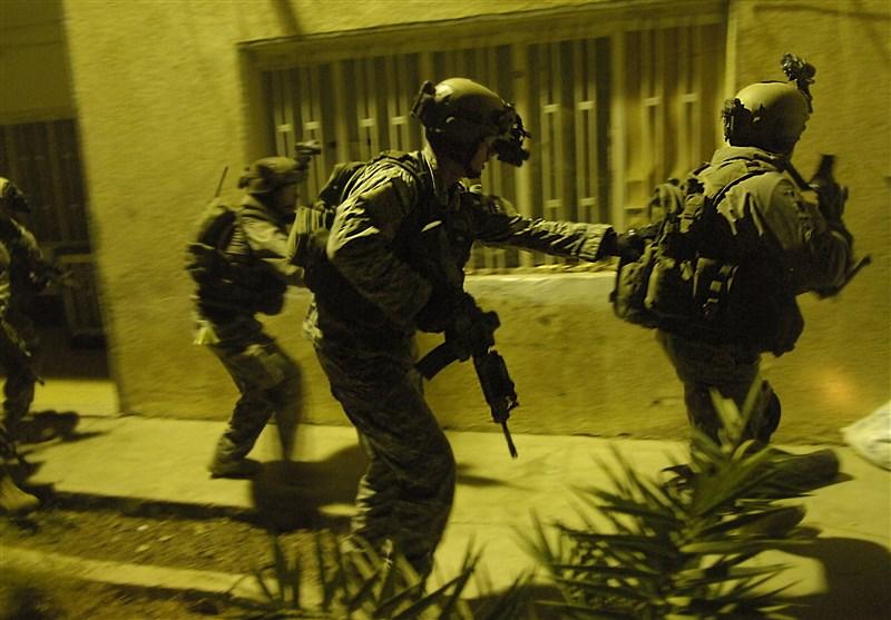 حمله شبانه ارتش عراق