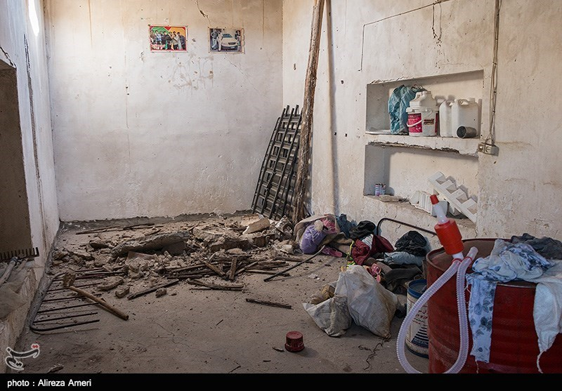 زلزله روز جمعه در روستای سیف آباد