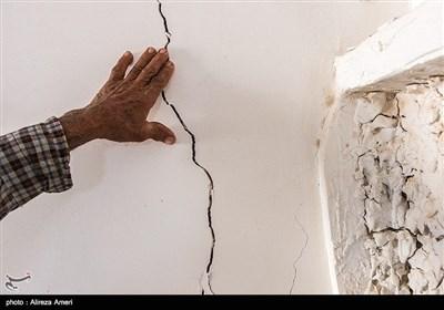 Quake-Hit Seifabad Village South of Iran
