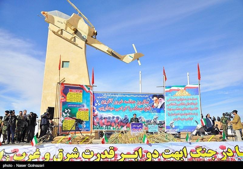 عملیات ضربت ذوالفقار در میمک ، عملیات شکستن «شمشیر سعد بنابی وقاص» بود