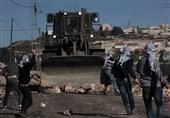 سرکوب راهپیماییهای هفتگی در کرانه باختری/مشارکت دهها هزار فلسطینی در نماز جمعه