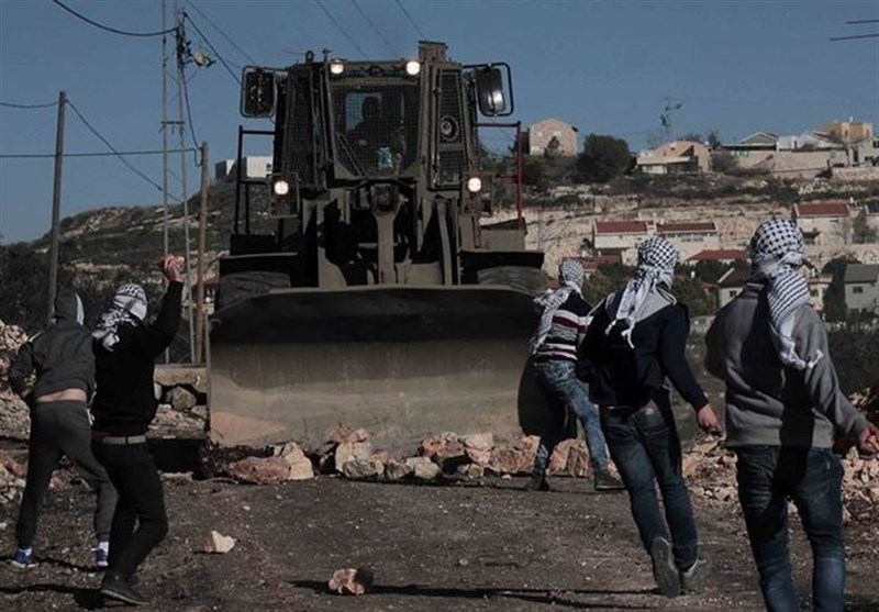 سرکوب فلسطینیان