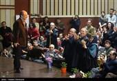 آئین رونمایی و انتشار آلبوم تصویری چراغ افروخته و ردیف های موسیقی